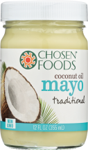 Coconut Oil Mayo product image.