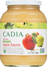 Applesauce product image.