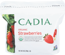 Cadia Strawberries 10 ounce product image.