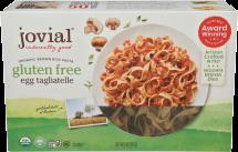 Jovial Brown Rice Egg Tagliatelle 9 oz. product image.