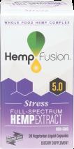 Stress Hemp Extract product image.