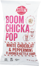 White Chocolate & Peppermint Popcorn product image.