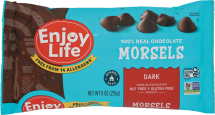 Dark Chocolate Morsels product image.