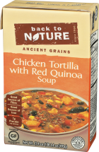 Chicken Tortilla Soup with Red Quinoa product image.
