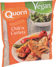 Meatless product image.
