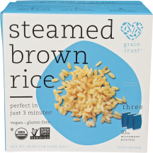 Steamed Brown Rice product image.