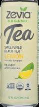 Organic Sweetened Lemon Black Tea product image.
