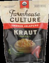 Smoked Jalapeno Kraut product image.