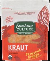 Farmhouse Culture Kimchi California Style 16 oz product image.