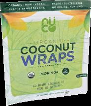 Coconut Wraps Organic product image.