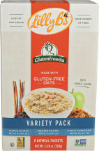 Instant Oatmeal product image.