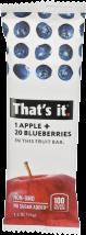 Apple Blueberry Bar product image.