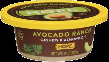 Avocado Ranch Cashew & Almond Dip product image.