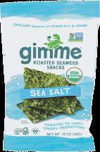 Premium Roasted Seaweed Snacks product image.