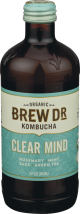Brew Dr Kombucha Assorted Kombucha 14 oz product image.