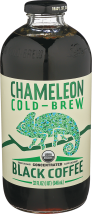 Chameleon Cold-Brew Organic Black Coffee 32 fluid oz. product image.