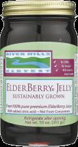 River Hills Harvest Elderberry Jelly 10 oz product image.