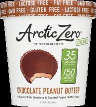 Chocolate Peanut Butter Ice Cream product image.