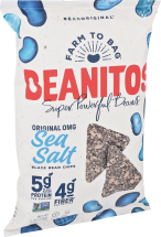 Flavored Bean Chips product image.