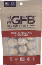 Assorted Gluten Free Bites Snacks product image.