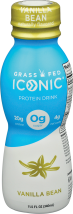 Iconic Protein Drink Vanilla Bean 11.5 fl oz. product image.