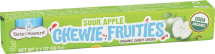 Chewie Fruities Sour Apple product image.
