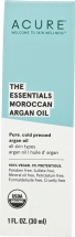 The Essentials Moroccan Argan Oil product image.