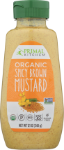 Spicy Brown Mustard product image.