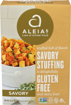 Assorted Gluten Free Stuffing Mix product image.