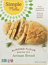 Simple Mills Baking Mix Artisan Bread 10.4 oz. product image.