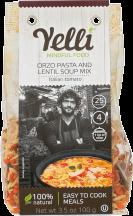 Soup Orzo Pasta Lentil product image.