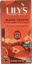 70% Extra Dark Chocolate Bar product image.