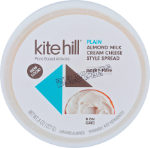 Almondmilk Cream Cheese product image.
