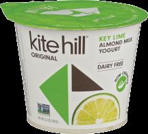 Key Lime Almond Milk Yogurt product image.