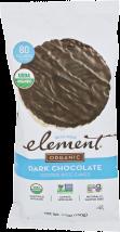 Rice Cake Dark Chocolate Organic product image.