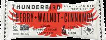 Thunderbird Real Food Bar Cherry+Walnut+Cinnamon 1.7 oz product image.