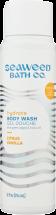 Citrus Vanilla Body Wash product image.