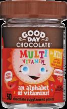 Kids Chocolate Multivitamin product image.