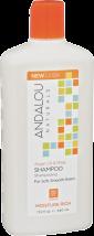Argan Oil & Shea Moisture Rich Shampoo  product image.