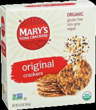 Organic Original Seed Crackers product image.
