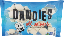 Vegan Vanilla Marshmallows product image.