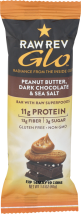 Peanut Butter, Dark Chocolate & Sea Salt Bar product image.
