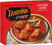 Tandoor Chef Chicken Curry Rice 9 oz product image.
