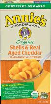 Organic Mac & Cheese product image.