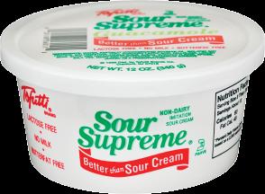 Tofutti Sour Supreme Guacamole, Dairy Free 12 oz. product image.