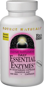 Source Naturals Essential Enzymes™ 240 caps product image.