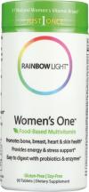 Rainbow Light Multivitamin Women's One™ 90 tablets product image.