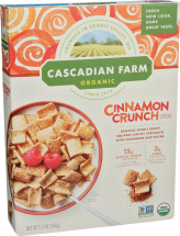 Cascadian Farm Organic Cereal 9.2 oz product image.