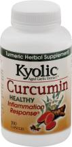 Kyolic Kyolic Curcumin 100 Cp product image.