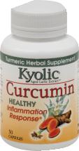 Curcumin product image.